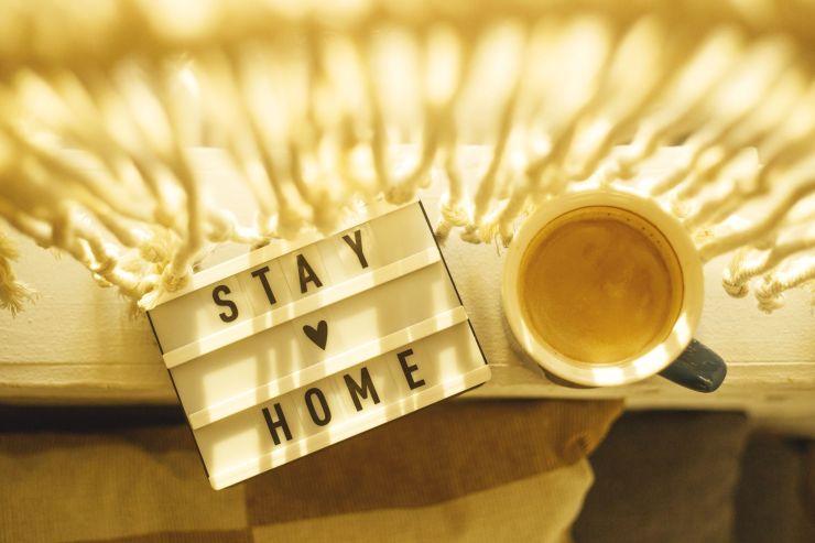 coronavirus stay at home